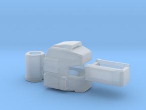 White Impermanence for Titans Return in Smooth Fine Detail Plastic