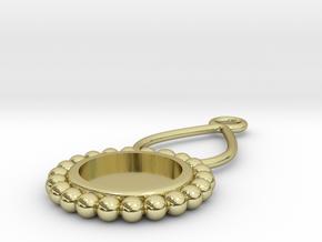 Model-26888a1aee0111b87f09de83c5a10f8c in 18k Gold Plated Brass