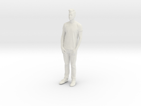 Printle C Homme 031 - 1/32 - wob in White Strong & Flexible