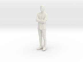 Printle C Homme 035 - 1/32 - wob in White Strong & Flexible