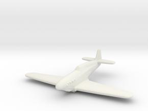 Rogožarski IK-3 in White Strong & Flexible: 1:200