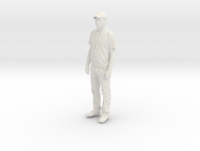Printle C Homme 071 - 1/32 - wob in White Strong & Flexible