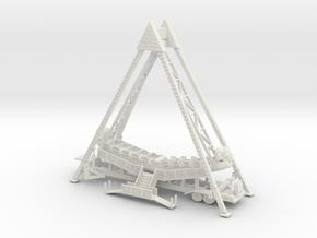 PHAROAS FURY Demonstration print static in White Strong & Flexible