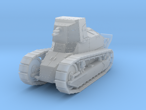 PV168B Renault FT 75 BS (1/100) in Smooth Fine Detail Plastic