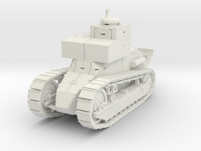 PV169 M1917 Signal Tank (1/48) in White Natural Versatile Plastic