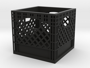 Milk Crate 1/10 Scale RC Drift  in Black Strong & Flexible
