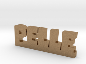 PELLE Lucky in Natural Brass