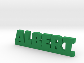 ALBERT Lucky in Green Processed Versatile Plastic