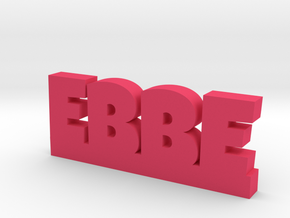 EBBE Lucky in Pink Strong & Flexible Polished