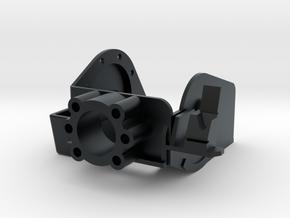 MG151 Gun Mount 1:6  in Black Hi-Def Acrylate