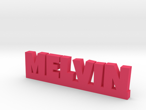 MELVIN Lucky in Pink Processed Versatile Plastic