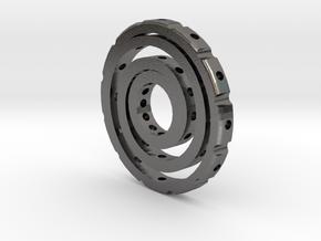 Swirl R188 New in Polished Nickel Steel