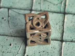 Celtic D6 in Stainless Steel