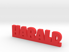 HARALD Lucky in Red Strong & Flexible Polished