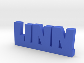 LINN Lucky in Blue Strong & Flexible Polished