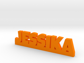 JESSIKA Lucky in Orange Processed Versatile Plastic