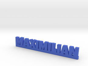 MAXIMILIAN Lucky in Blue Strong & Flexible Polished