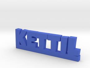 KETTIL Lucky in Blue Processed Versatile Plastic