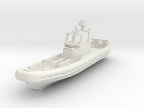 1/87 Surc or Riverine Patrol Boat in White Natural Versatile Plastic