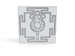 Lord Shiva's Yantra in Premium Silver