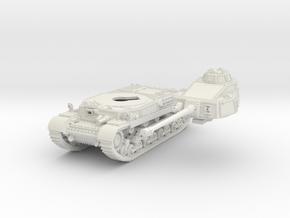 1-87 Turan III Basic in White Natural Versatile Plastic