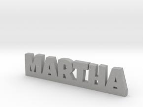 MARTHA Lucky in Aluminum
