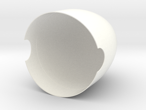 Seaking Radome RAF Century in White Processed Versatile Plastic