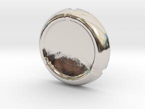 Kanoka disk in Platinum