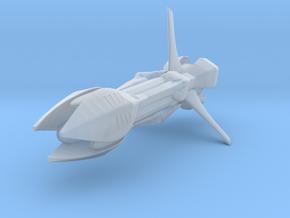 Species 8472 Bioship (ST Voyager) HiRez, 1/3.2K in Smooth Fine Detail Plastic
