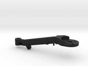 "Nanocopter ""Mini-Mavic"" - Right front arm in Black Natural Versatile Plastic"
