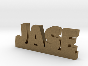 JASE Lucky in Natural Bronze