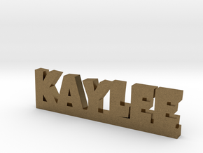 KAYLEE Lucky in Natural Bronze