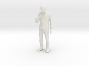 Printle C Homme 055 - 1/35 - wob in White Natural Versatile Plastic