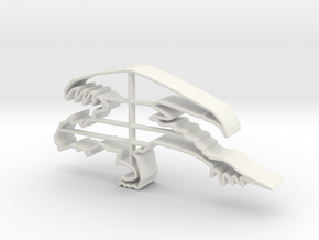 Rathalos Cutter in White Natural Versatile Plastic