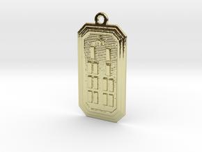 IROSOBARA in 18k Gold Plated Brass