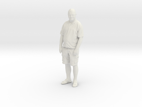 Printle C Homme 086 - 1/35 - wob in White Natural Versatile Plastic
