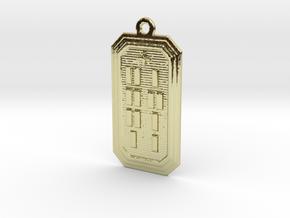 OTURATIKU in 18k Gold Plated