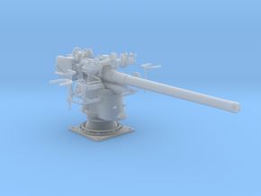 1/35 UBoot 8.8 cm SK C/35 Naval Deck Gun in Smooth Fine Detail Plastic