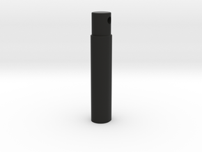 TT01 Battery Post for lipo batteries in Black Natural Versatile Plastic
