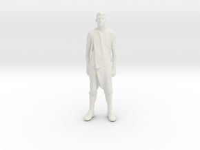 Printle C Homme 029 - 1/43 - wob in White Natural Versatile Plastic