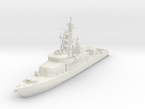 1/87 Cyclone Class Patrol Boat in White Natural Versatile Plastic