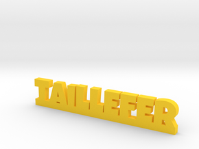 TAILLEFER Lucky in Yellow Processed Versatile Plastic
