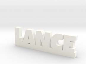 LANCE Lucky in White Processed Versatile Plastic