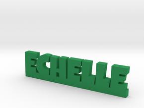 ECHELLE Lucky in Green Processed Versatile Plastic