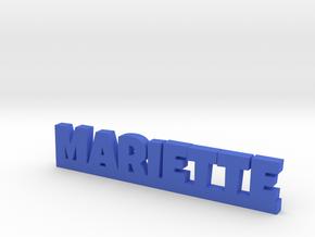 MARIETTE Lucky in Blue Processed Versatile Plastic