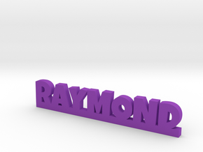 RAYMOND Lucky in Purple Strong & Flexible Polished