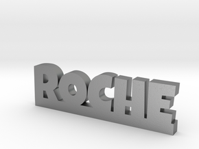 ROCHE Lucky in Natural Silver