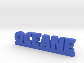 OCEANE Lucky in Blue Processed Versatile Plastic