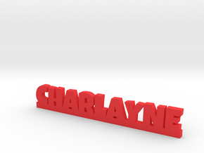 CHARLAYNE Lucky in Red Processed Versatile Plastic