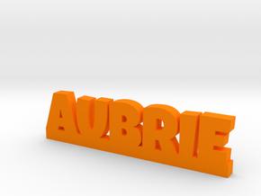 AUBRIE Lucky in Orange Processed Versatile Plastic